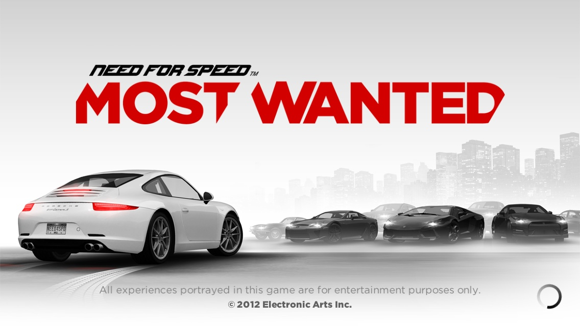Need For Speed: Most Wanted - svetapple.sk