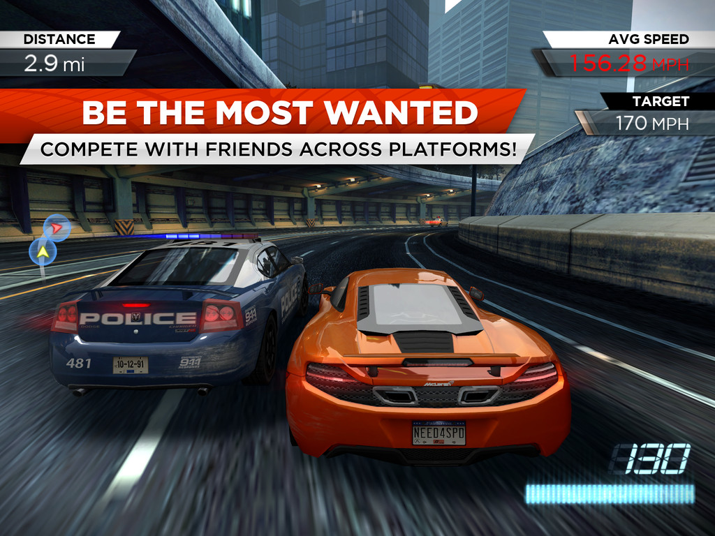скачать игру Need For Speed Most Wanted 2012 без торрента - фото 6